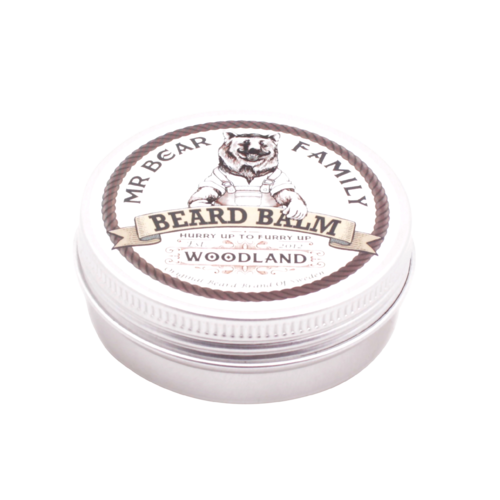 Mr Bear Family Beard Balm Woodland 60ml (272)