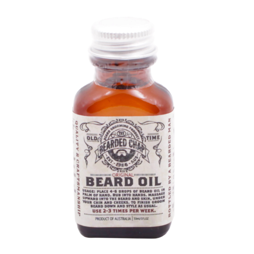 The Bearded Chap Beard Oil 30ml (36)