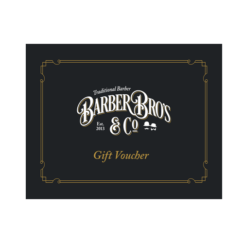 $150 Barber Bros Gift Voucher (386)