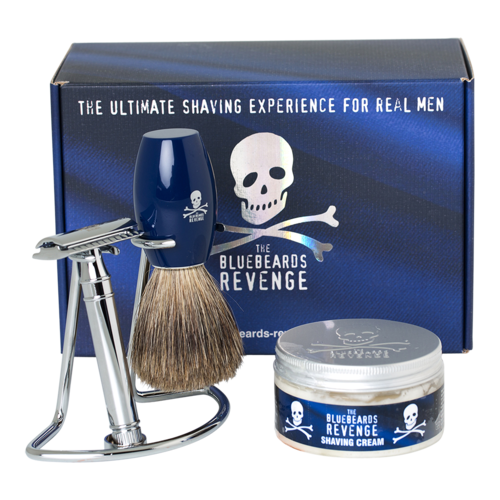 Bluebeards Privateer Collection Double Edge Razor Gift Set (107)
