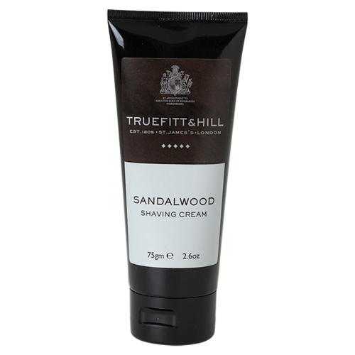 Truefitt & Hill Sandalwood Shaving Cream Tube 75g (39)