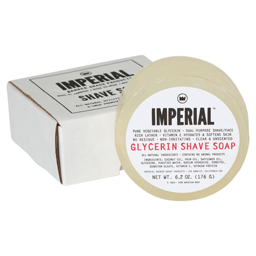 Imperial Glycerin Shave Soap 176g (232)