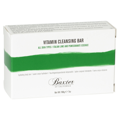 Baxter Vitamin Cleansing Bar 198g (19)