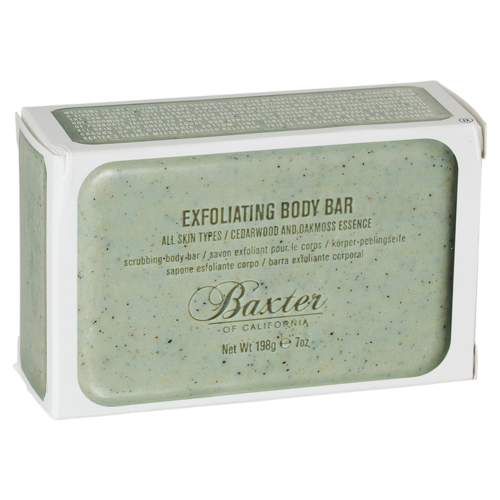 Baxter Exfoliating Body Bar 198g (17)