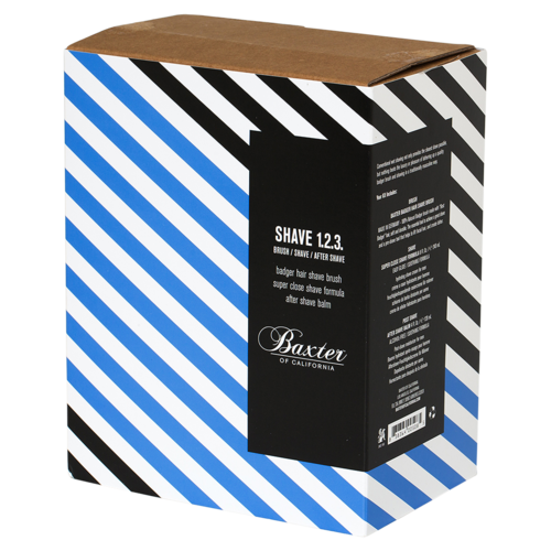 Baxter Shave 123 Kit (31)