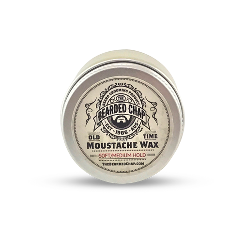 Bearded Chap Moustache Wax 15ml (418)